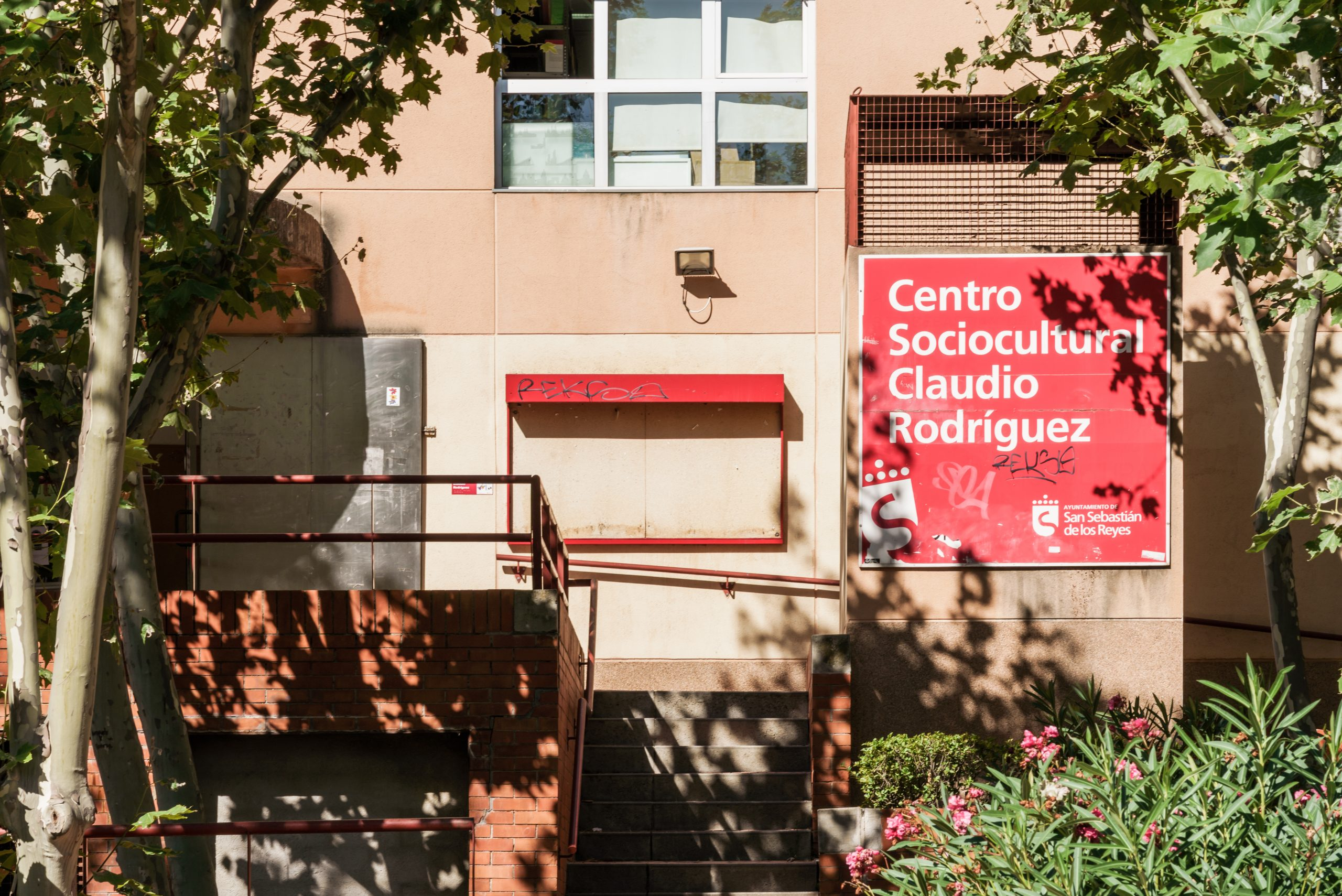 Biblioteca Claudio Rodríguez