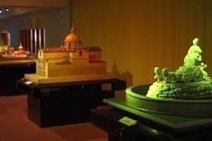 Pasó en Sanse: Visita al Museo Tiflológico de la ONCE