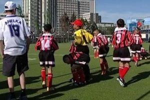 Pasó en Sanse: Intercambio deportivo con el KSV Baunatal