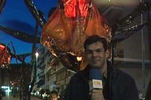 Pasó en Sanse: Los insectos gigantes de Sarruga invaden las calles