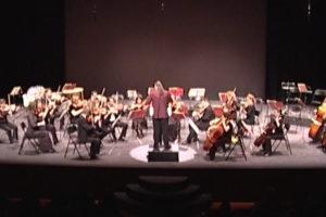 Pasó en Sanse: El Concierto Intercentros de Día alcanza su IV edición en el TAM Adolfo Marsillach
