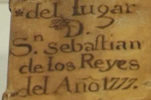 Pasó en Sanse: El Archivo Municipal expone sus libros históricos