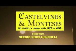 En el ensayo de 'Castelvines y Monteses', la gran fiesta escénica que toma el TAM de Sanse este fin de semana