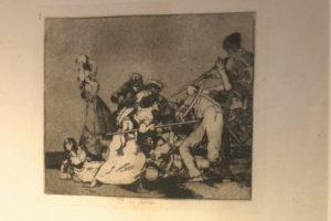 """Un acercamiento a """"Las mujeres de Goya"""" en la Sala Martín Chirino de Sanse"""