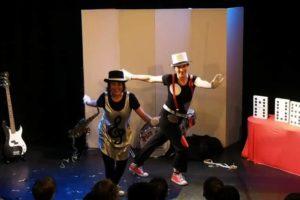 """""""Dum Dum"""", teatro musical infantil para celebrar la Semana del Libro"""