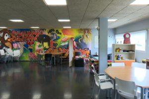 Nuevas propuestas lúdicas y creativas en el Espacio Abierto del Centro Joven Sanse