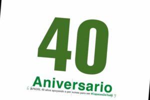 APADIS alcanza su 40º aniversario con muchos retos y proyectos para el futuro