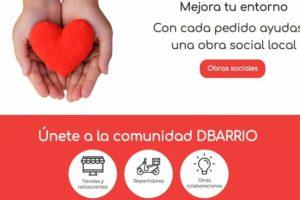 Ya se puede comprar online en el comercio y la hostelería de Sanse con DBarrio