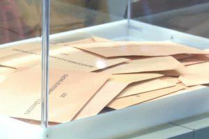 Normalidad en el inicio de la jornada electoral del 4M en Sanse