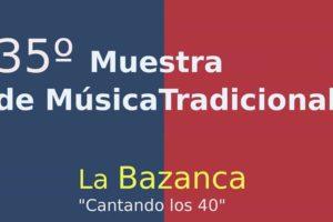 La Bazanca vuelve a Sanse para celebrar la 35ª edición de la Muestra de Música Tradicional