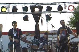 Pasó en Sanse: La Pandereta Festival reunió un gran número de jóvenes