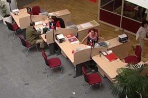 Pasó en Sanse: La administración municipal ya atiende en El Caserón