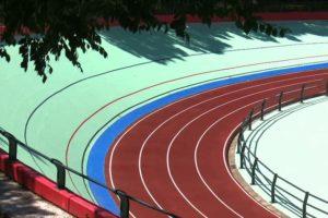 Las obras del Velódromo Municipal de Sanse ya están terminadas