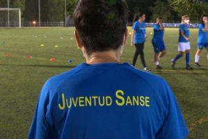 Dos ejemplos de cómo el fútbol femenino también triunfa en Sanse
