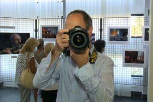 """""""Los rostros del folk"""", la exposición de fotos de Javier Aldea que no te puedes perder en Sanse"""